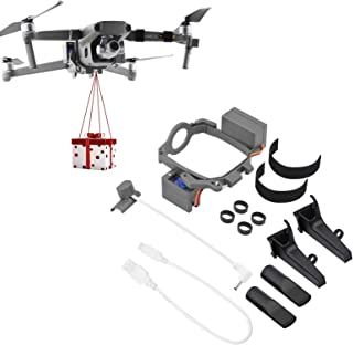 Airdrop Device for Mavic 2 Pro Drone Accessories Payload Delivery Transport Device Fishing Drone, Wedding Scene, Search&Re...