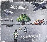 【店舗限定特典あり・初回生産分】SOUNDTRACKS 初回限定盤 B ( LIMITED BOX仕様/CD / Blu-ray / 32Pブックレット) + クリアファイル(H ver.) 付き