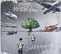 【SOUNDTRACKS オリジナルステッカー付】 Mr.Children SOUNDTRACKS 【通常盤】 (CD / 32Pブックレット)