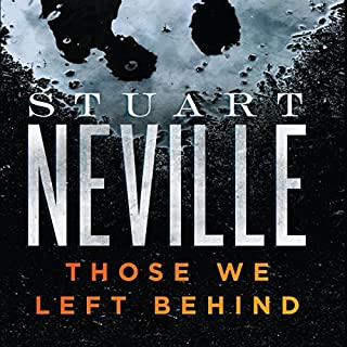 Those We Left Behind cover art