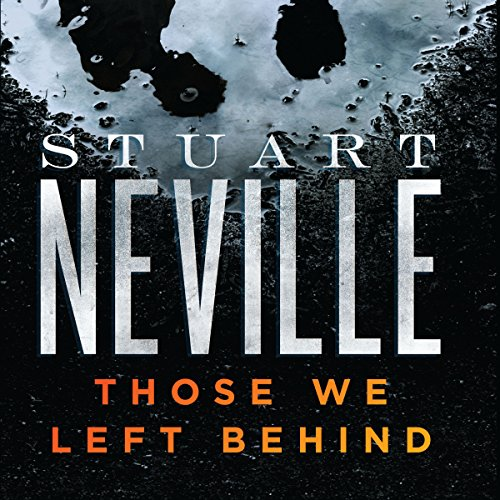Those We Left Behind audiobook cover art