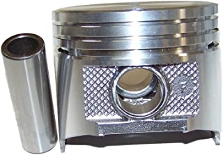 /& Matching Rings compatible with 1979-90 AMC Jeep CJ5 CJ7 4.2 4.2L 258 cid 6 Std 3.750 Bore Diameter Sealed Power Pistons Set of