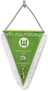 Wimpel Erfolge VFL Wolfsburg