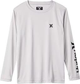 Dri-Fit UPF 50+ One and Only Graphic Long Sleeve T-Shirt (Big Kids)