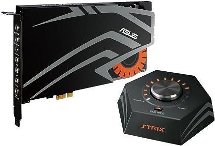 Asus PCI-Ex Gaming Strix PRO. Scheda Audio a 7.1 Canali, Nero/Antracite - Trova i prezzi più bassi