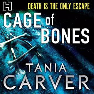 Cage of Bones                   By:                                                                                                                                 Tania Carver                               Narrated by:                                                                                                                                 Martyn Waites                      Length: 12 hrs and 6 mins     27 ratings     Overall 3.9