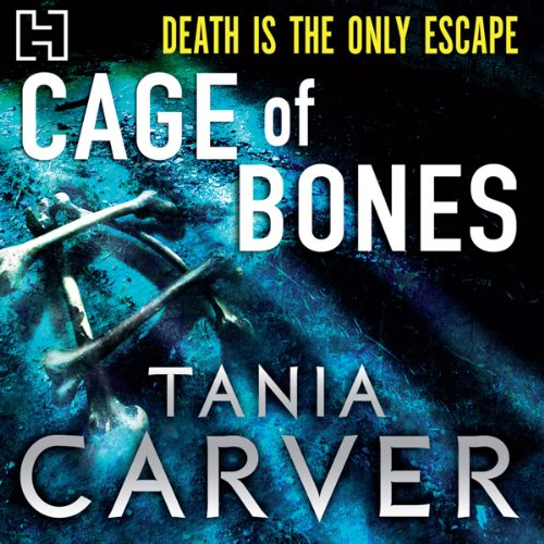 Cage of Bones audiobook cover art
