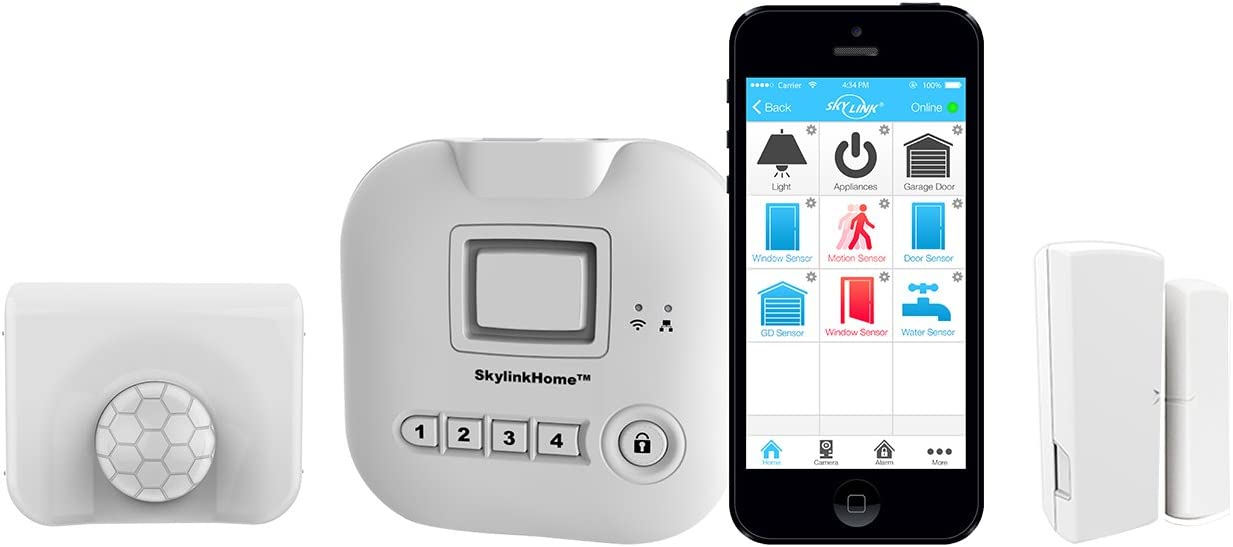 SKYLINK SK-150 Basic Starter Kit Connected Home gift Wireless Alarm Limited price