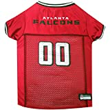 NFL ATLANTA FALCONS DOG Jersey, Medium Shirt Apparel Jersey for DOGS or CATS & Small Pets