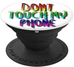 don't touch my phone quotes