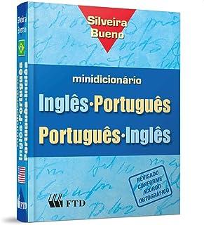 FTD Minidicionario Inglês Inglês-Português/Português-Inglês, Multicores