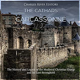 The Cathars and Carcassonne audiobook cover art