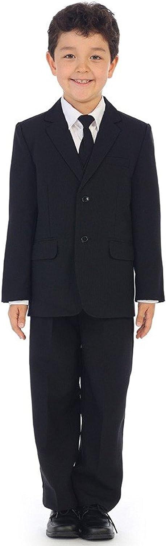 iGirlDress Boys Slim 5 popular Fit 5-Piece Formal Sale SALE% OFF N with Suit Matching Set