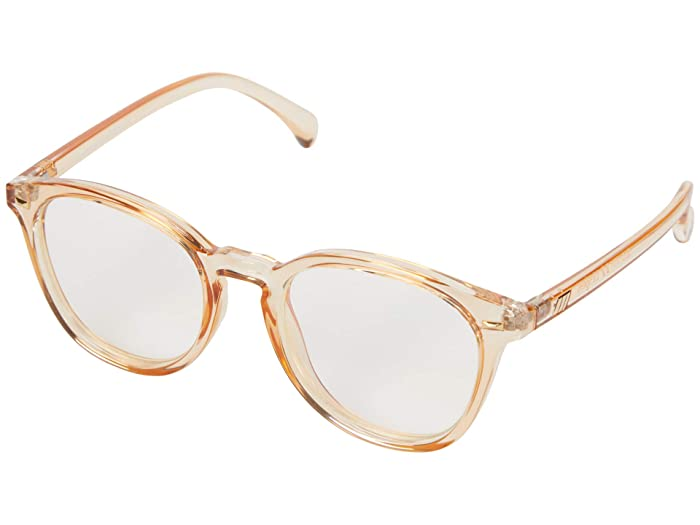 Retro Sunglasses | Vintage Glasses | New Vintage Eyeglasses Le Specs Bandwagon Vintage Clear Fashion Sunglasses $74.00 AT vintagedancer.com