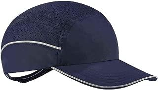 Lighweight Bump Cap, Baseball Hat Style, Breathable Head Protection, Ergodyne Skullerz 8955