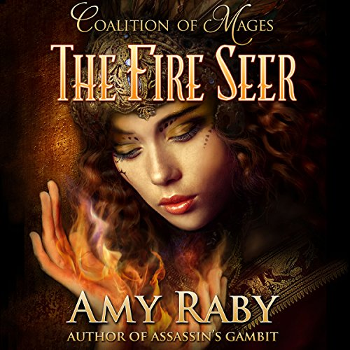 The Fire Seer audiobook cover art