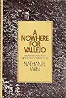 A Nowhere For Vallejo 0394709543 Book Cover