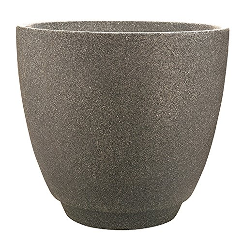 Southern Patio 23' Metro Poly-Resin Planter, Monzonite
