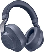 Jabra Elite 85h Wireless Bluetooth Over-Ear Noise Cancelling Headphones with ANC and SmartSound Technology, 36 Hours Battery with One-Touch Amazon Alexa Built-in, Navy