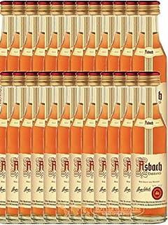 Asbach Urbrand klassischer deutscher Weinbrand Miniatur 24 x 0,04 Liter