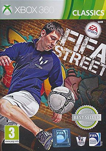 FIFA Street Classics Microsoft XBox 360 Game UK PAL