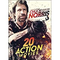 20-Film Action Featuring Chuck Norris/ [DVD]