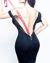 Zipuller (New Design - Pink) - Zip up Dresses and Boots - Zipper Puller - Unique Patent Pending Design Works on Virtually All Zipper Types - Zip up dress by yourself - Zipper helper - Zipper Assistant