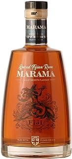 MARAMA Spiced Rum, Premium-Rum 40% vol., Ron von den Fidschi Inseln 1 x 0.7 l