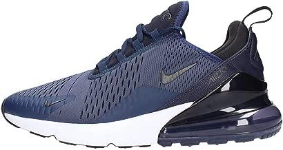 Nike Men's Air Max 270 Shoes (11, Navy/Black)