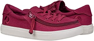 BILLY Footwear Kids Unisex Classic Lace Low (Toddler/Little Kid/Big Kid) Wine 1 M US Little Kid