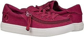 BILLY Footwear Kids Unisex Classic Lace Low (Toddler/Little Kid/Big Kid) Wine 5 M US Big Kid