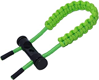 CUPID Archery Bow Wrist Sling Paracord Survival Strap Hunting Shooting Durable Sling Strap
