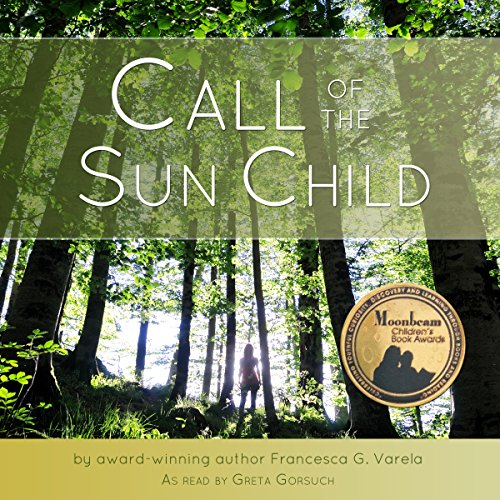 Call of the Sun Child audiobook cover art
