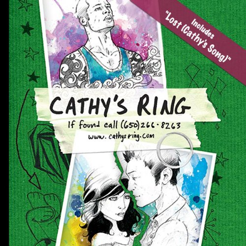 Cathy's Ring audiobook cover art