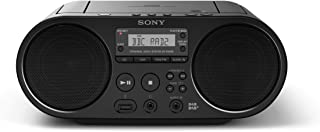 Sony ZS-PS55 Portable Stereo (Digital Audio Broadcast (DAB), CD Player, MP3,)