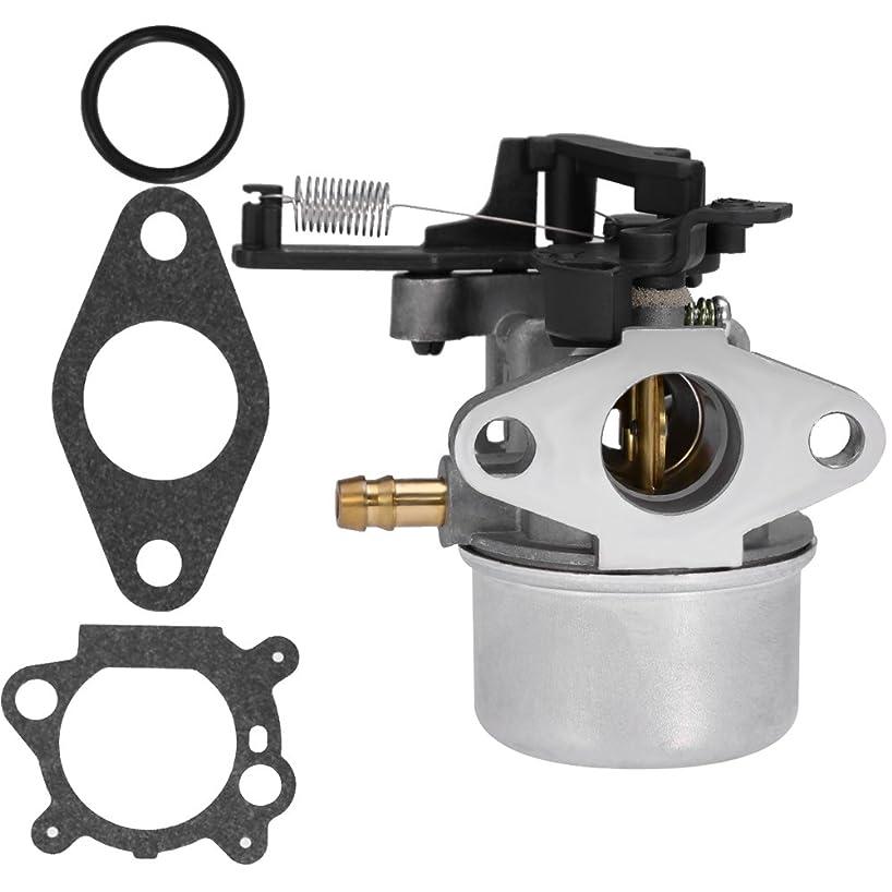 Lawn Mower Carburetor Carb For Briggs & Stratton 594287 799248 Thermostat Choke Engine Carburtor