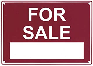 لافتة SAS Safety 9940 35.56 × 25.4 سم. للبيع، عبوة من 10 قطع
