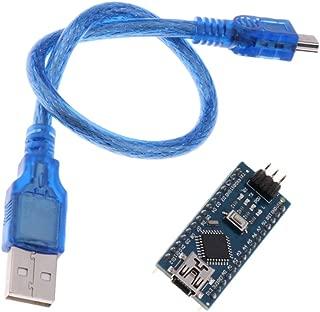 Baoblaze Nano3.0 Mini USB Driver Micro Controller Board CH340 & USB Cable for Arduino
