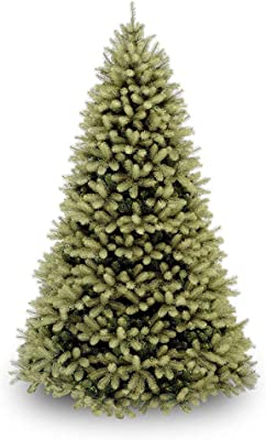 Natiоnal Trее Cоmpany 7.5 Foot Feel Real Downswept Douglas Fir Tree, Hinged (PEDD1-503-75)