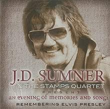 J.D. Sumner & The Stamps Quartet - An Evening Of Memories
