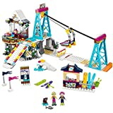 LEGO Friends Snow Resort Ski Lift 41324 Building Kit (585 Pieces)