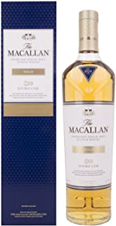 The Macallan DOUBLE CASK GOLD mit Geschenkverpackung Whisky 1 x 0.7 l