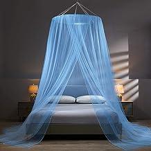 Klamboe Bed Luifel op het bed Baldachin Camping Netto Repellent Tent Insect Gordijn Bed Tent-Blauw_1.35m (4,5 voet) bed_China