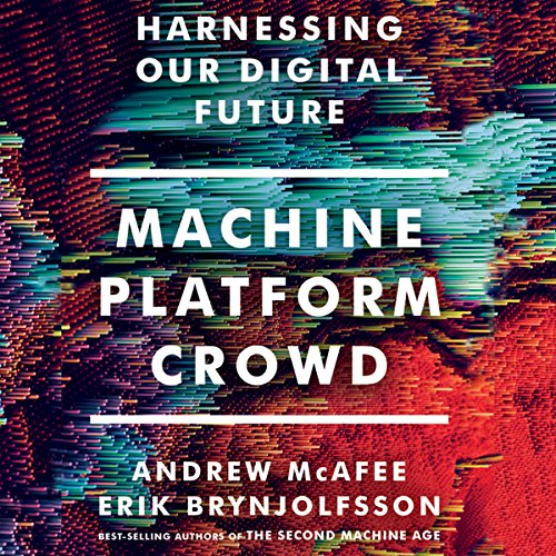 Machine, Platform, Crowd audiobook cover art