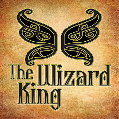 The Wizard King  By  cover art