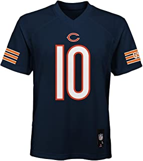 mitchell trubisky jersey authentic