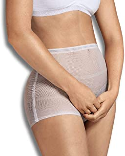 Carriwell Hospital/Labor Panties 4-Pack White
