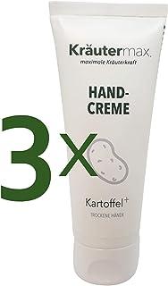 Kartoffel Hand-Creme 3 x 70 ml Natur-Kosmetik