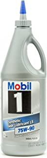 Best Mobil 1 75W-90 Synthetic Gear Lube LS Review