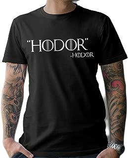 Men's Hodor Quote